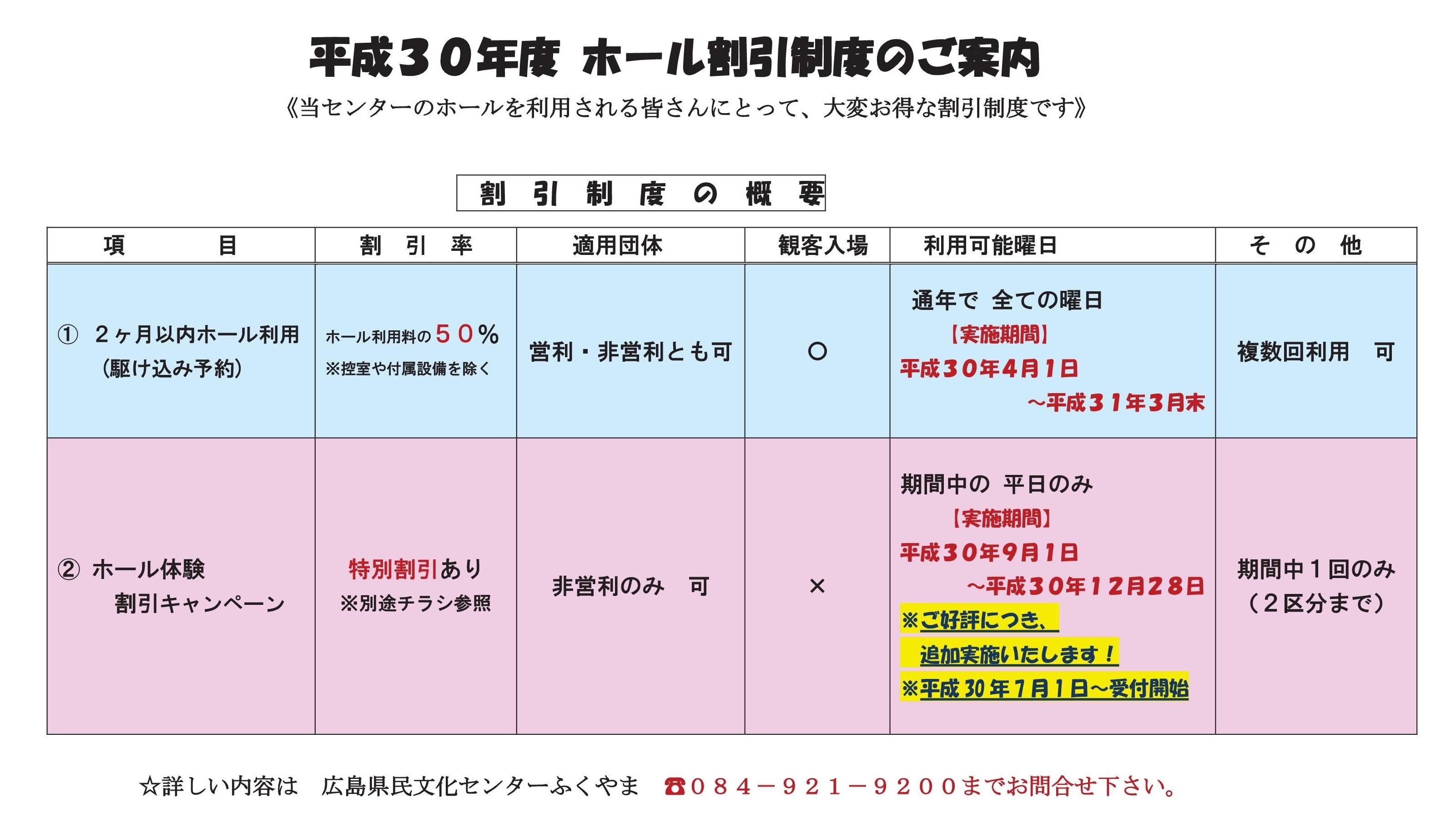 ★☆6.28 ホームページ掲載用「割引制度案内」追加分のみ